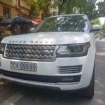 Xế sang Range rover Autobigraphy 2014 biển đẹp Hà Nội giá 5,5 tỷ đồng