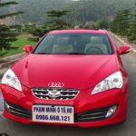 """Đánh giá hài hước """"siêu xe"""" Hyundai Genesis cũ giá 512 triệu ở Hải Dương"""