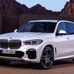 BMW X5 thế hệ mới 2019 sang chảnh hơn