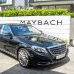 Maybach S500 cũ bán lại giá gần 11 tỷ bằng giá xe mới mua