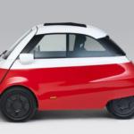 Microlino xe siêu nhỏ cho phố thị