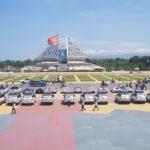 Dàn siêu xe đắt nhất Việt Nam xuất hiện ở đâu cũng gây choáng ngợp