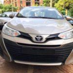 Toyota Vios 2018 nhiều màu về Việt Nam giá 595 triệu