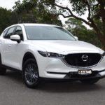 Đánh giá Mazda CX5 2018 đẹp và tiện nghi