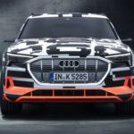 Xế sang Audi e-tron chạy điện nhận đặt hàng