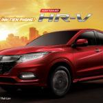 Xe Honda HR-V mới giá hơn 800 triệu ở Việt Nam