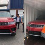 Range rover sport 2018 về Việt Nam chốt giá 6,8 tỷ đồng