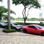 Loạt siêu xe Maserati Offline ở Sài Gòn