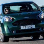 Aston Martin Cygnet độ máy siêu mạnh mẽ