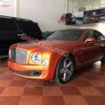 Bentley Mulsanne speed bán giá 22,4 tỷ sau 4 năm sử dụng