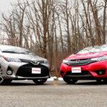 Có 650 triệu nên mua Toyota Yaris hay Honda Jazz