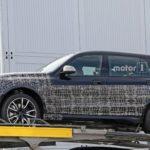 BMW X7 lộ nội thất hiện đại, sang trọng