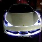 Những chiếc xe độ đèn LED hầm hố nhất Việt Nam