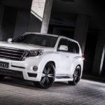 Gói độ Body kit ZEUS giá 160 triệu cho Toyota Prado ở Việt Nam