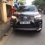 Hà Nội: Toyota Fortuner độ cảm hứng Land rover Discovery