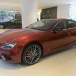 Siêu xe Maserati Ghibli GranSport 2018 giá 7,5 tỷ về Việt Nam