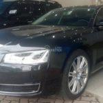 Audi A8L đời 2015 lỗ 1 tỷ sau 3 năm sử dụng
