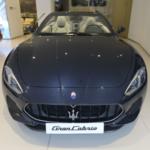 Siêu xe đỉnh Maserati GranCabrio Sport 2018 giá khủng 17 tỷ đồng