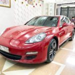 Porsche Panamera 4s giá còn 1,8 tỷ đồng sau 7 năm sử dụng