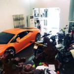 Đại gia Bình Dương mua Lamborghini Huracan