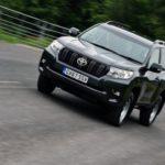 Toyota Prado bản chở hàng giá rẻ từ 820 triệu đồng
