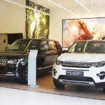 Land rover Việt Nam mở showroom xe cao cấp ở Phú Mỹ Hưng