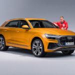 Tháng 10/2018 Audi Q8 sẽ ra mắt Việt Nam