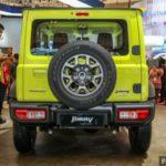 Xe Suzuki Jimny ra mắt tại thị trường Đông Nam Á