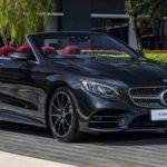 Siêu xe Mercedes S560 mui trần giá gần 12 tỷ ở Thái Lan