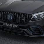 Mercedes GLC63 S mạnh như siêu xe nhờ Brabus