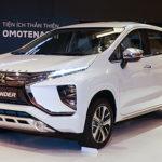 Đánh giá chi tiết xe MITSUBISHI XPANDER 2018 ở Việt Nam