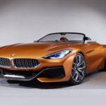 BMW Z4 2019 đẹp hơn và thay đổi toàn diện