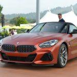 Vẻ đẹp quyến rũ của BMW Z4 hoàn toàn mới