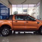 Triệu hồi 2.566 xe Ford Ranger bị lỗi ở Việt Nam