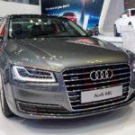 Giá bán xe sang Audi tháng 8/2018 cao nhất 5,8 tỷ đồng