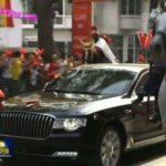 Ngắm xe Hongqi N501 của ông Tập Cận Bình