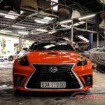 Xe thể thao Nissan 370Z độ kiểu Lexus
