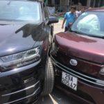 Audi Q7 không một vết xước khi đấu đầu Daihatsu Charade