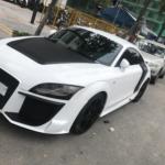 Audi TT độ kiểu Audi R8 giá bán lại 790 triệu đồng