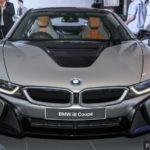 BMW i8 Coupe 2018 giá bán từ 7,6 tỷ đồng tại Malaysia