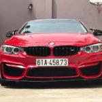 Hàng đỉnh BMW 428i Gran Coupe biển Bình Dương bán lại giá 1,5 tỷ đồng