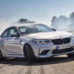 BMW M2 Competition 2019 nhỏ mà mạnh mẽ