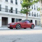 Xe thể thao BMW Z4 mui trần 2008 giá chỉ còn 710 triệu