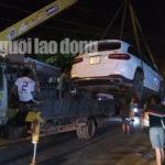 Mercedes gắn biển giả 34567 siêu đẹp bị tạm giữ