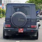 Đã tìm ra Mercedes G55 AMG gắn biển giả