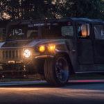 Hummer H1 độ hầm hố kiểu thân bán tải bởi Mil-Spec