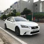 Lexus GS350 F sport 2013 bán lại giá hơn 3 tỷ đồng