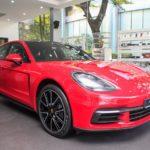 Porsche Panamera thêm gói đặc biệt giá 6,3 tỷ đồng