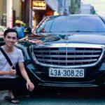 Maybach S600 giá 14,2 tỷ duy nhất tại Đà Nẵng trên phố