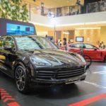 Porsche Cayenne 2018 về Việt Nam bản rẻ nhất giá 6,5 tỷ đồng